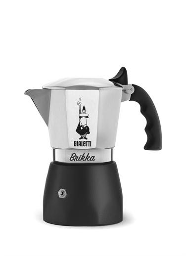 Bialetti Bialetti New Brıkka 4 Cups Moka Pot Renksiz